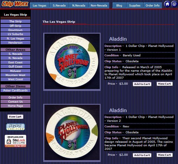 ChipWorx Website