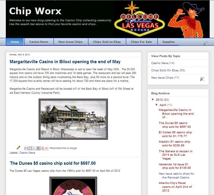 ChipWorx Blog
